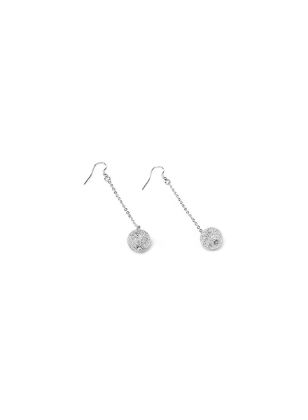 SPHERES DANGLE EARRING