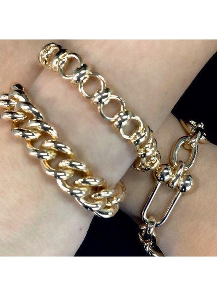bracelet trapecio