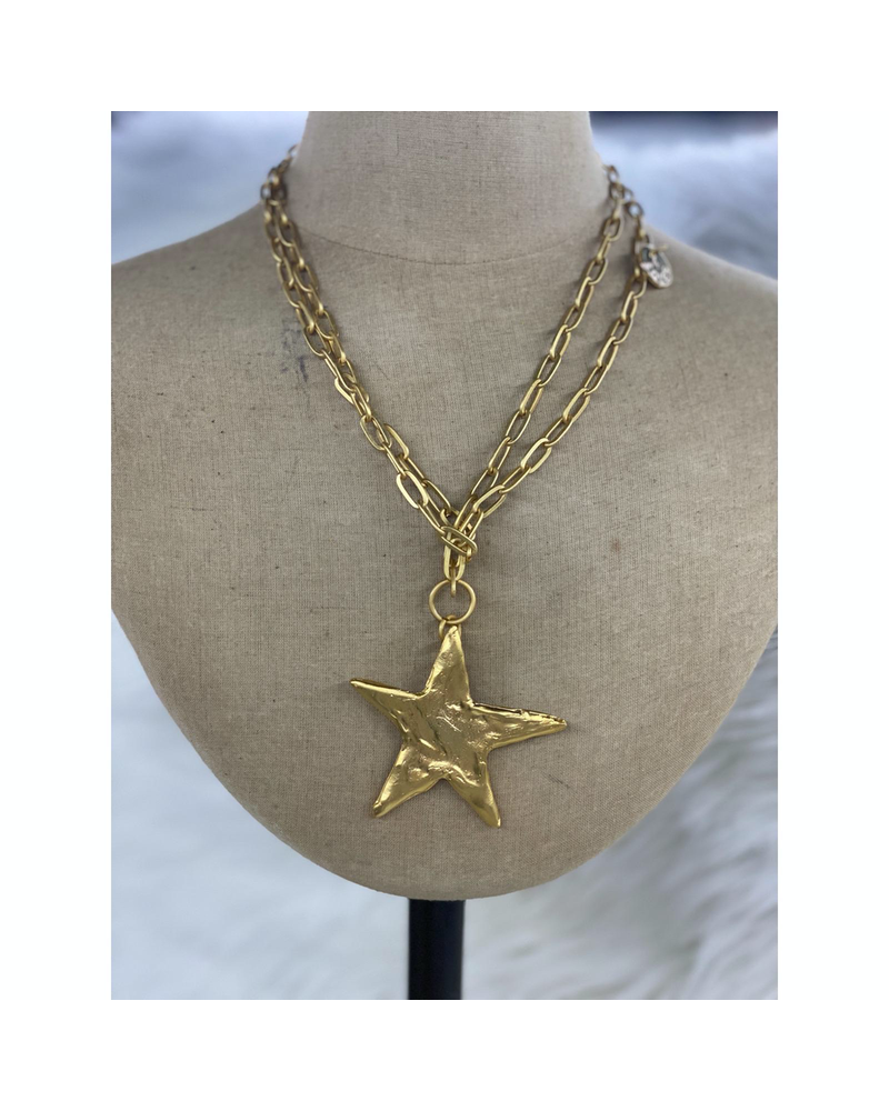 Big Star Necklace