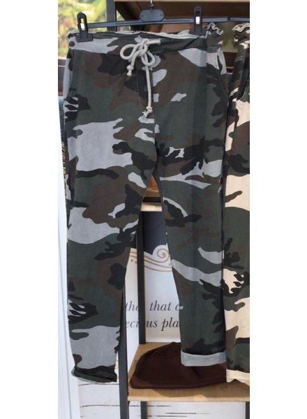 camo pant, one size