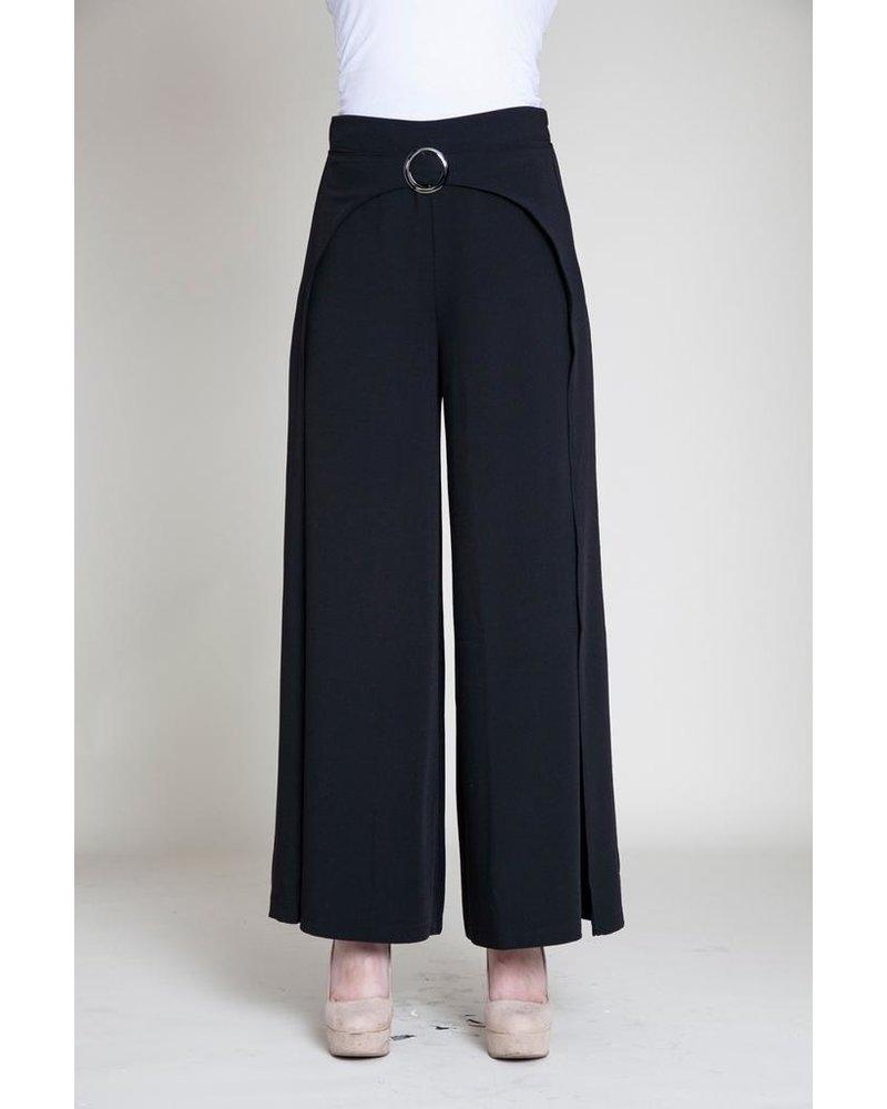 Buckled Full Pants