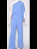 Clean Blue Jumpsuit