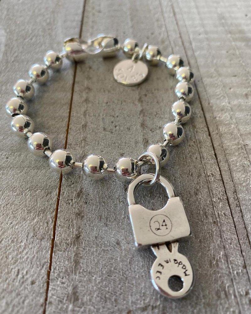 Lock Militar Chain 10
