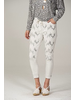 Jegging Pants with zig zag sequins