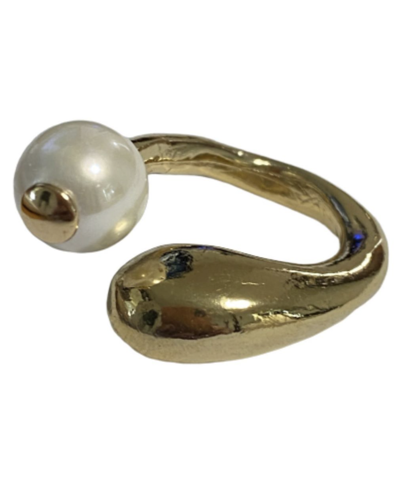 Caribeña Gold Ring