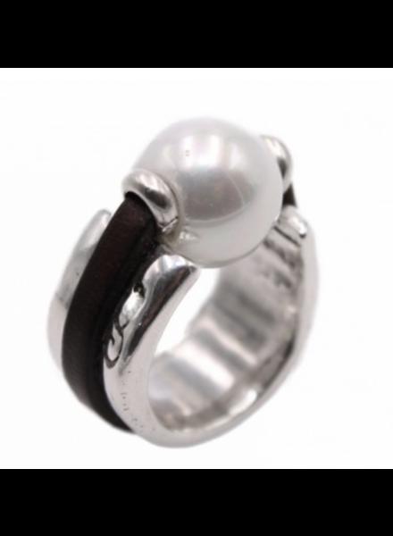 SÁNDALO PERLA anillo