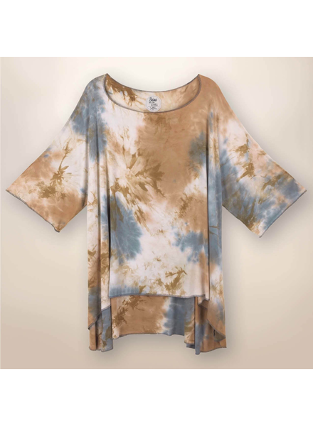 Breean - High Low Tunic - Nopal