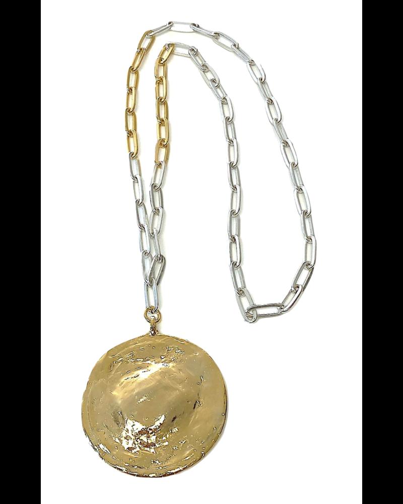 Medalla Grande Collar