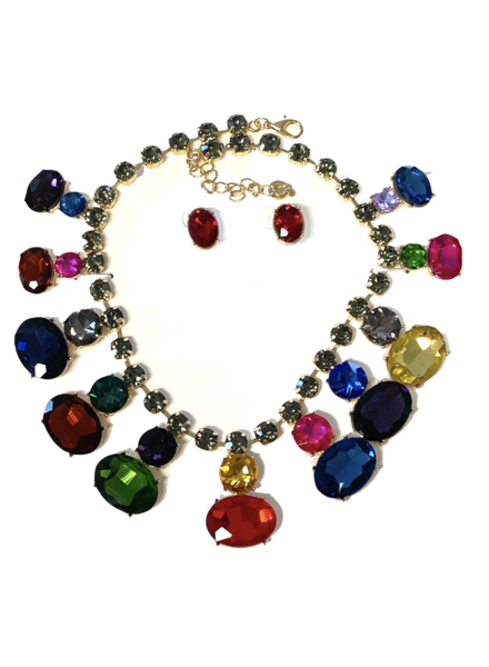 Multi Colors necklace