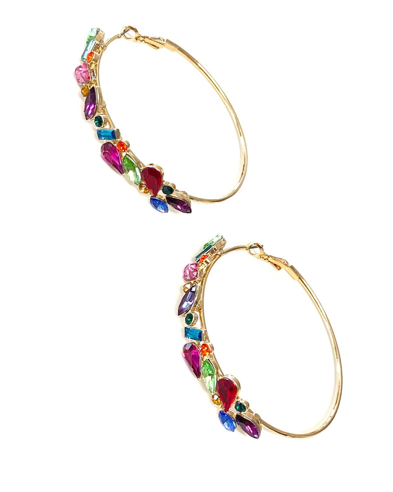 Crystals Loops Multi Color
