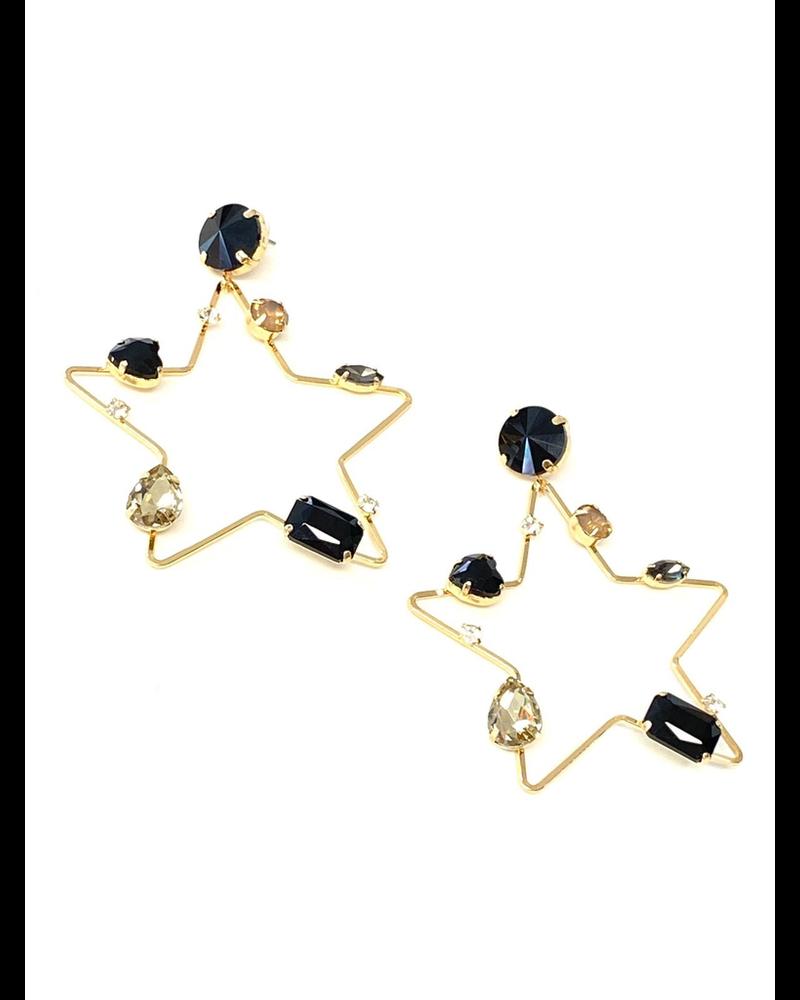 Big Star Earrings