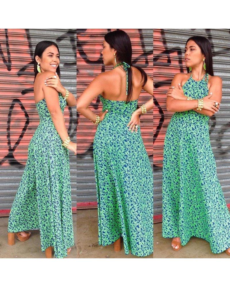 Maxi Dress Claudia Orozco