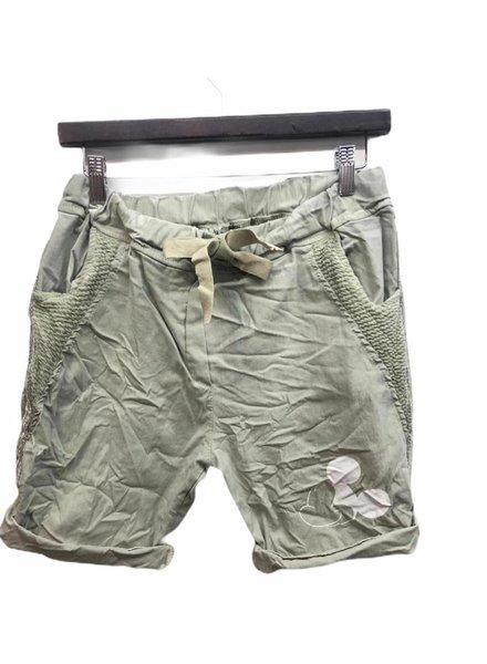 short pant- olive