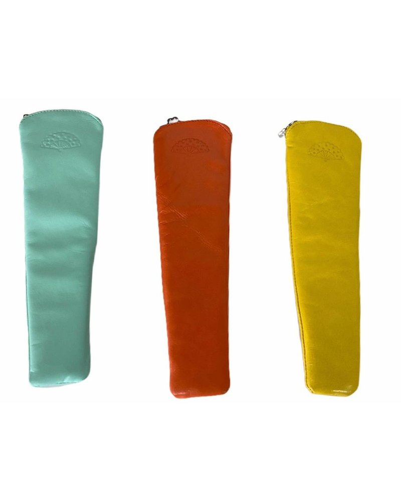 covers abanicos en piel