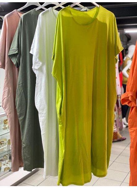 Tshirt Dress Over size