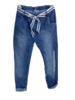 Casual denim Pants one size