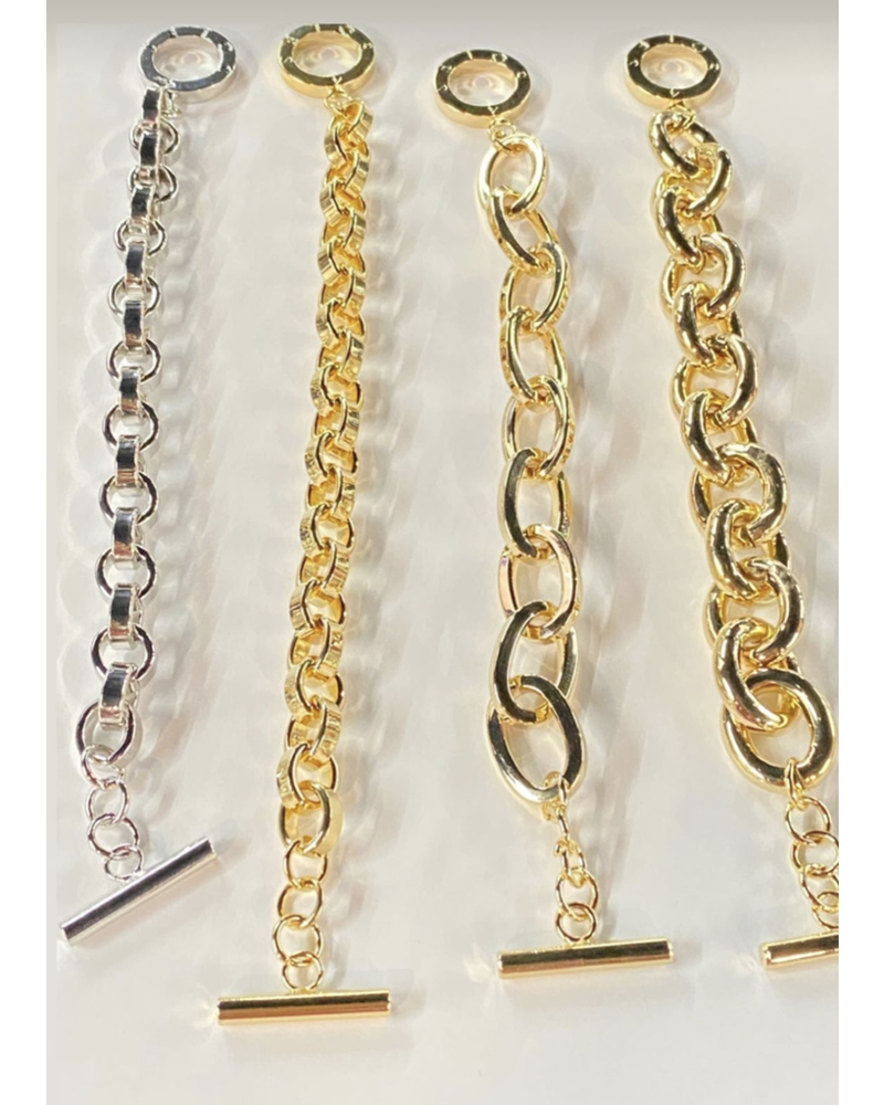 4 Soles Bracelet