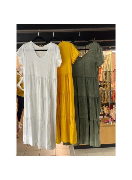 Tshirt Dress 100% cotton