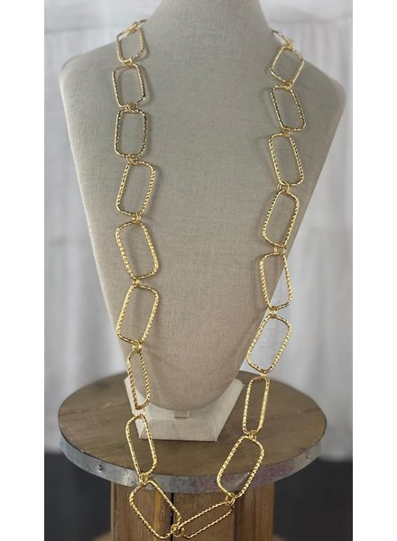 Rectangular Long Chain