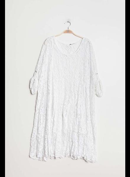 Lace Plus Dress