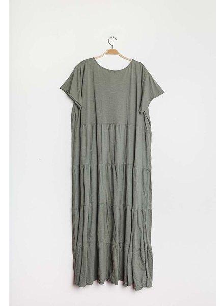 Plus Loose Maxi Dress