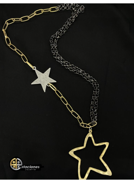 Star Long Necklaces