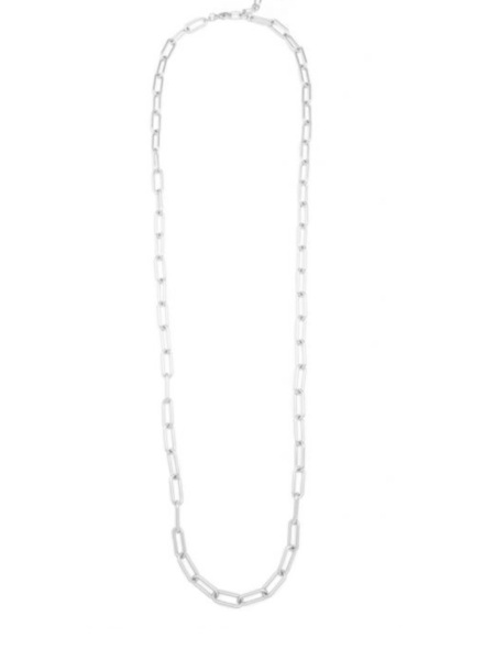 Clip Long Necklace Jewelry