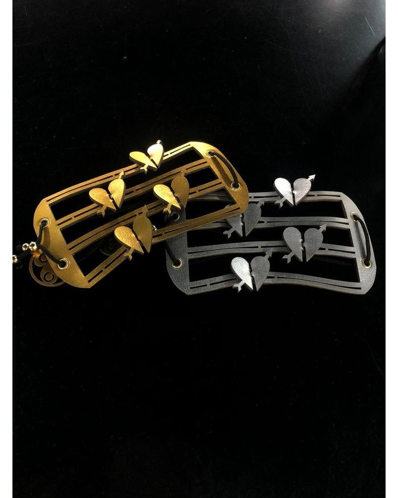 bracelet leather hand made from venezuela