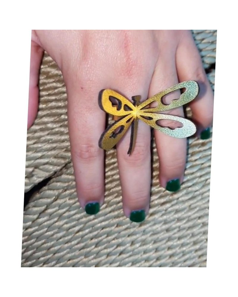 hand made from vnezuela ring