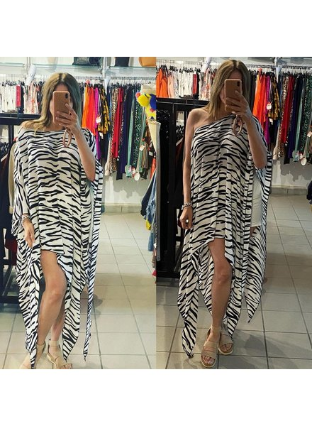 Tiger Tunic Oversize2 way one size