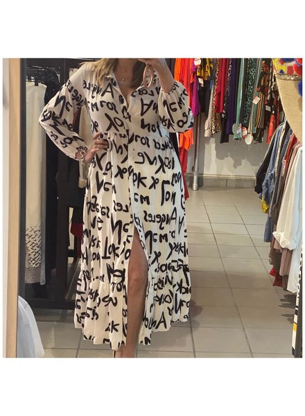 letter Dress
