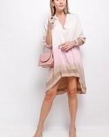 Over size Multicolor Dress