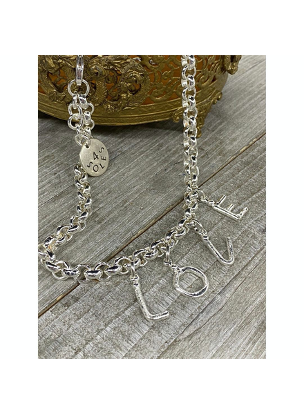 Love Necklace 4 Soles