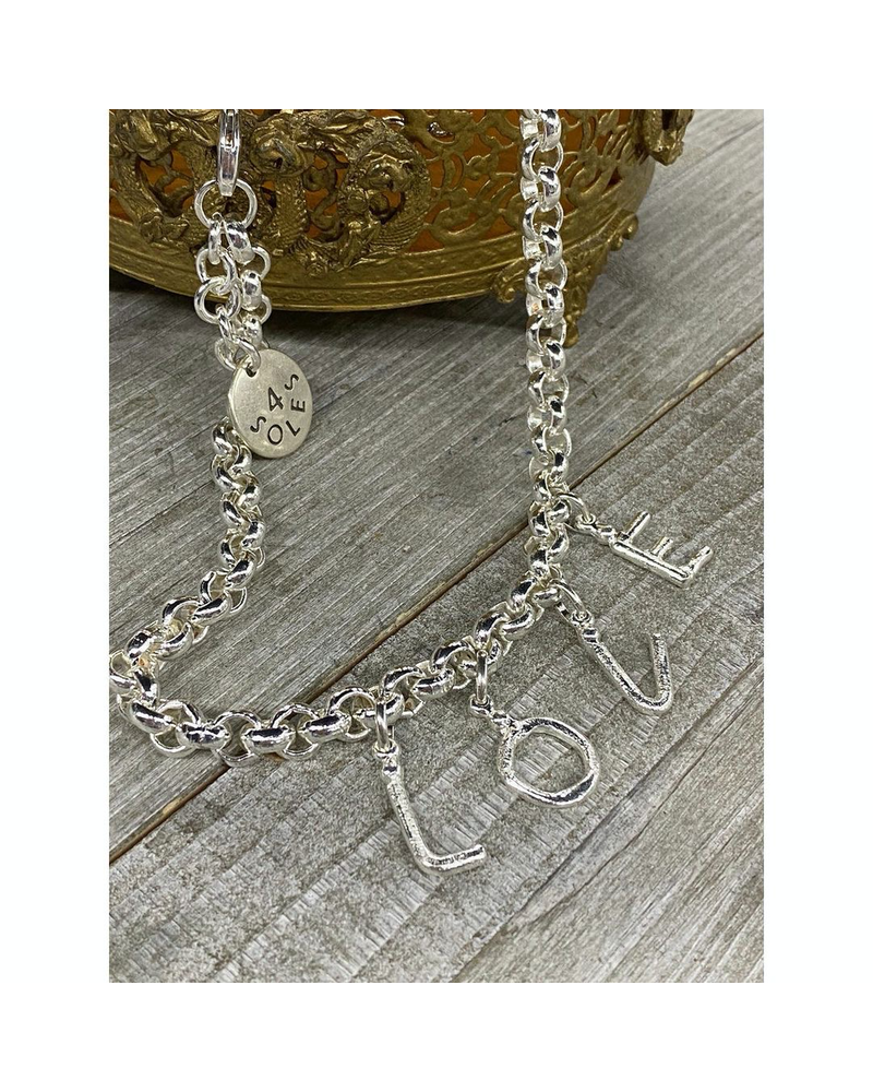 Love Necklace 4 Soles