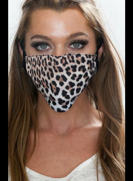 Leopard 6 Mask