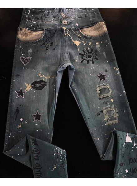 streetwear pants one size