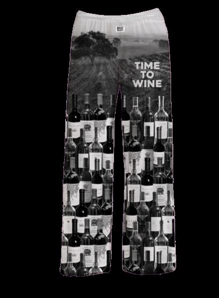 Time to wine pajamas