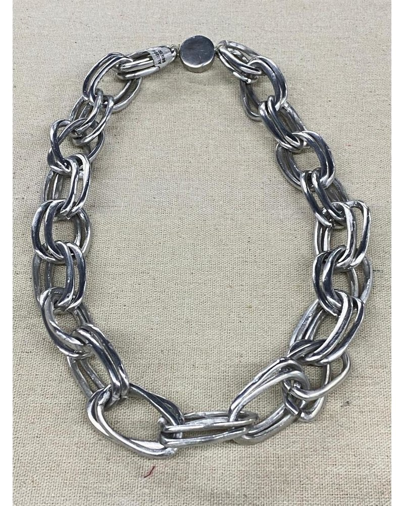 DOUBLE CHAIN OVALE