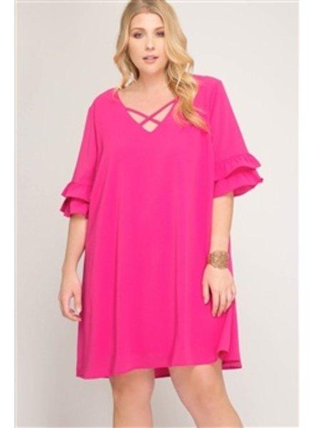 Plus Dress