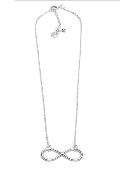 PENDANT INFINITE, HEART, CIRCLE