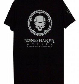 Boneshaker Skull T - Black/white