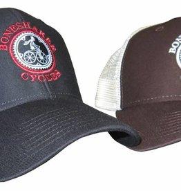 Boneshaker Mesh Cap - One Size Velcro