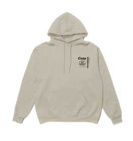 Team Cozy Wrapped Up Hoodie