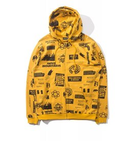 The Hundreds Warning Pullover