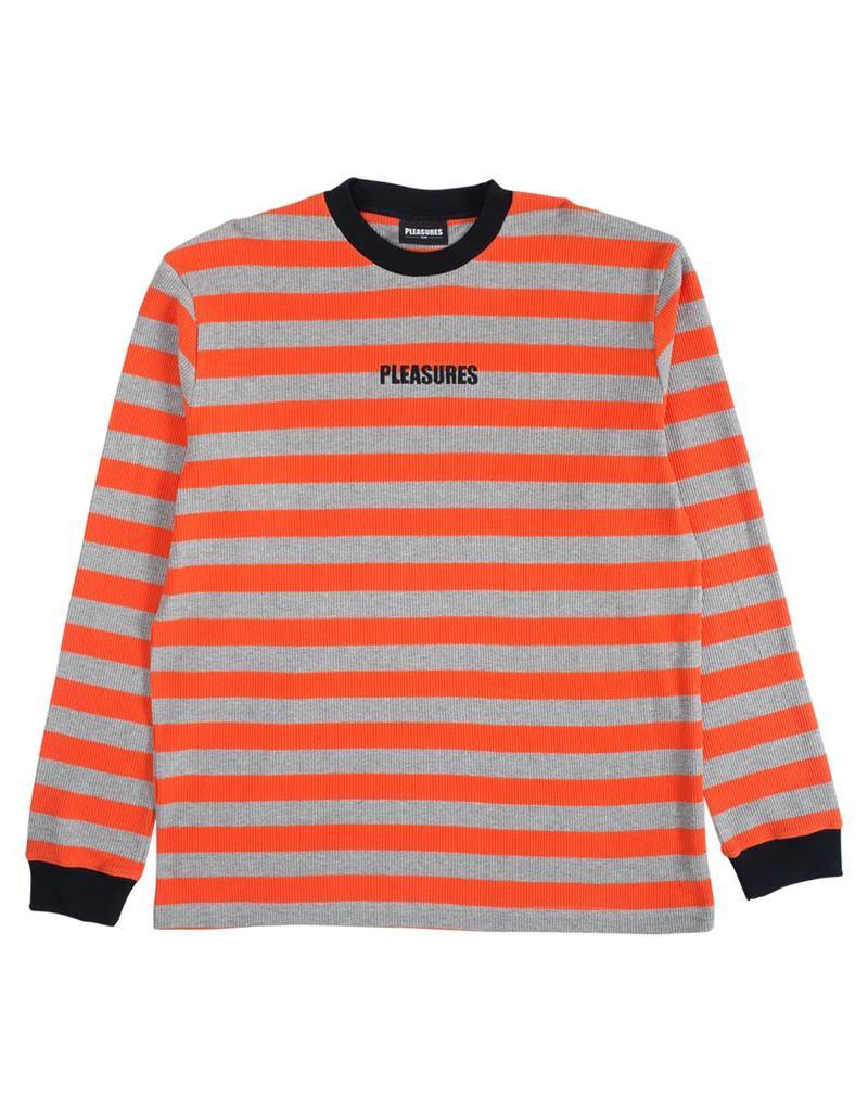 Pleasures Parade Waffle Knit L/S T-Shirt