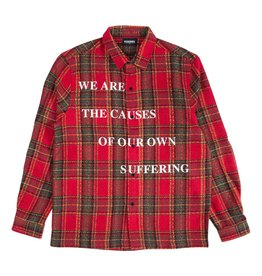 Pleasures Suffering Button Up