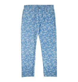 Pleasures Paisley Denim Pant