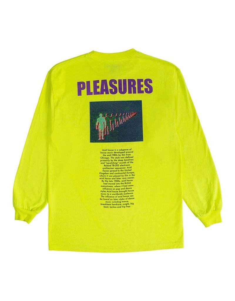 Pleasures Acid House L/S T-Shirt