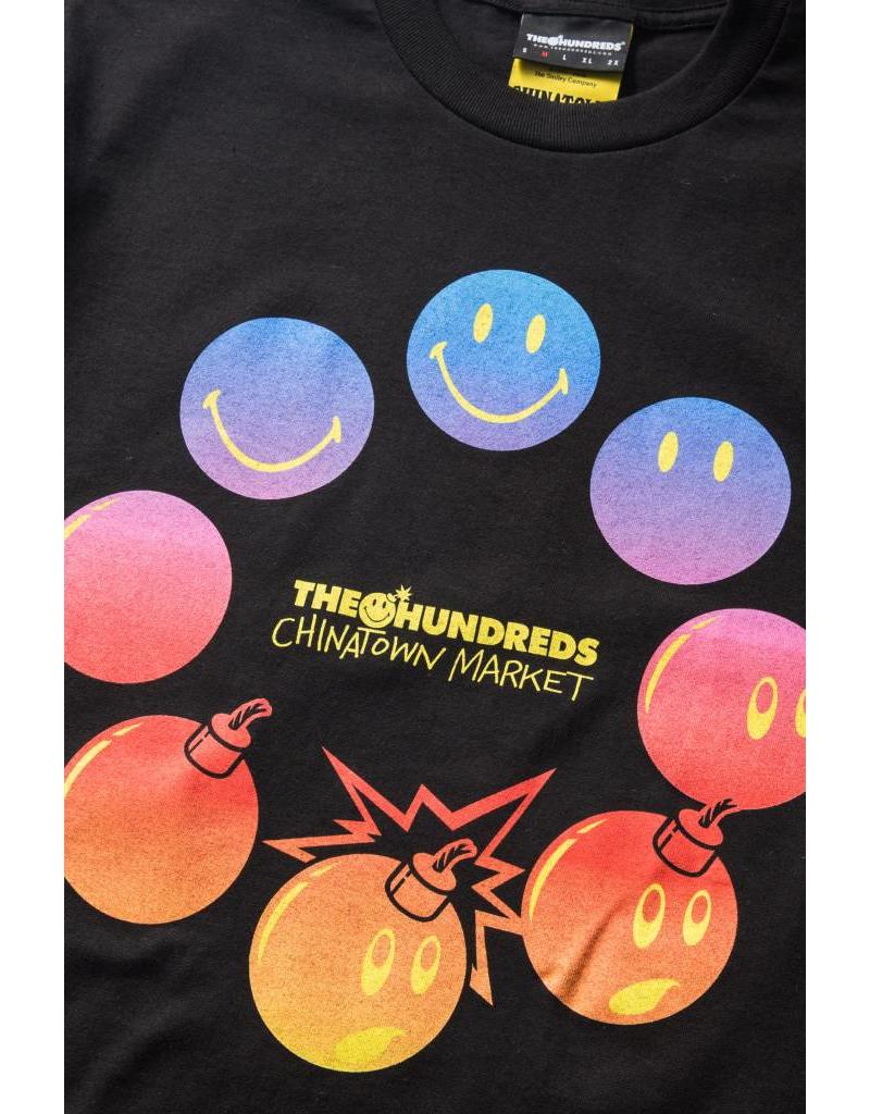 The Hundreds x Chinatown Market Cycle Adam T-Shirt