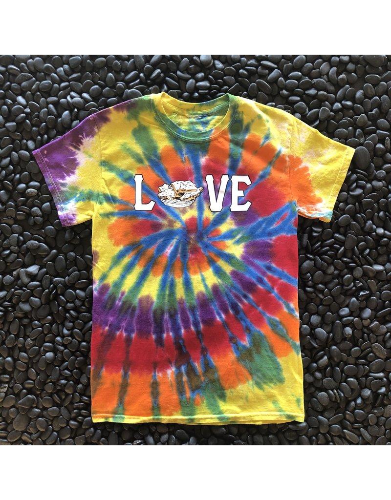 Beignet Boys Love Tie Dye